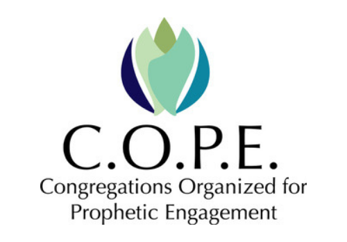 Congregations Organized for Prophetic Engagement (COPE)